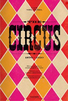 during its heyday, the american circus was the largest show-biz industry the world had ever seen. from the mid-1800s to mid-1900s, traveling american circuses performed for audiences of up to 14,000 per show and crisscrossed the country on 20,000 miles of railroad in one season alone. taschen publishing has a beautiful coffee table book entitled circus chronicling the wild and woolly circus industry / sfgirlbybay