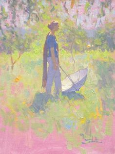 Paintings and drawings of figures, figures in the landscape and portraits by representational fine artist Dan Schultz. Art And Illustration, Painting Inspiration, Art Inspo, Kunst Inspo, Psy Art, Pretty Art, Aesthetic Art, Painting & Drawing, Art Reference
