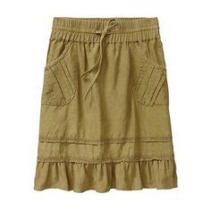 Athleta | Poolside Linen Skirt