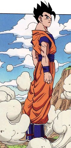 Mystic Gohan was probably one of the best comebacks any character in Z ever made. However, that burst in strength (and badassery) has since been wasted in the new series and even GT. I wish Gohan was cool again...