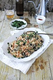 Limpets rice