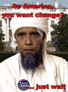 Image result for obama muslim meme