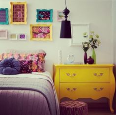 Como decorar o quarto gastando pouco
