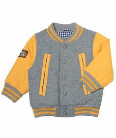 Toddler Boy Little Letterman's Jacket | Hallmark Baby Clothes