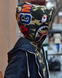 Resultado de imagen para bape shark hoodie