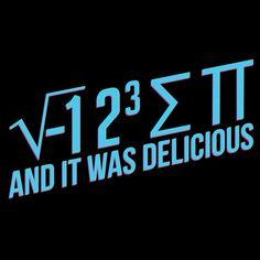 but sqrt(-1)/8 (I over ate)