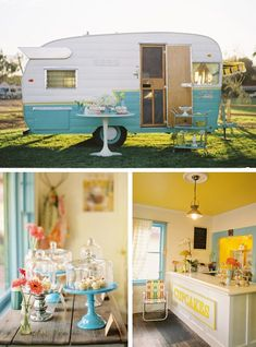 Merge these pics and you've got a Cupcakery Camper!Vintage Junky - Creating Character: Meet Hazel