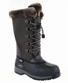 """Baffin Boots: Woman's """"Resolute."""" Rated to -100C!"""