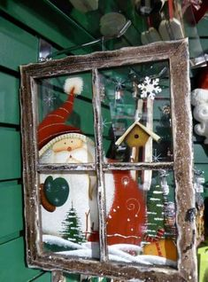 These christmas window wall decor are adorable – Artofit Christmas Signs, Rustic Christmas, Christmas Art, Christmas Projects, Holiday Crafts, Christmas Decorations, Christmas Ornaments, Painted Windows For Christmas, Christmas Ideas