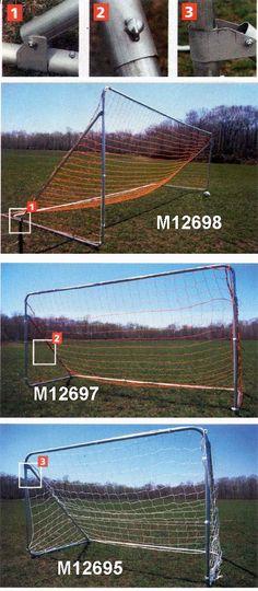 3f8810eeb0 Telescoping Soccer Goals. Telescoping Soccer Goals  GOAL SPORTING ...