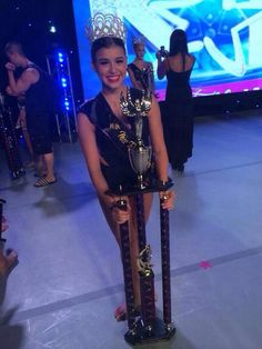Kalani has been crowned 2014 KAR Miss Teen Dance Of America!!! Congrats Kalani! And Happy birthday to her!