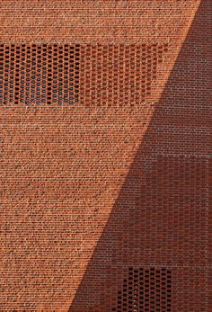 modern brick - Saw Swee Hock Student Centre, London School of Economics |O'Donnell + Tuomey Architects