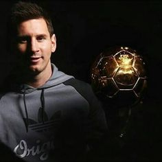 5to Balon de Oro Messi.