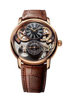 Audemars Piguet Jules Audemars Chronometer with Audemars Piguet Escapment.