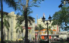 Senior Citizen's Park, Cebu City Hall