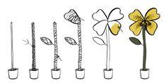 DIY Papier mache flowers & book giveaway