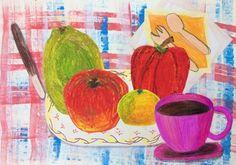 망원동 미술학원 <미술작업실 미술교습소> 초등 미술, 정물화 : 네이버 블로그
