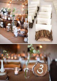 liebelein-will, Hochzeitsblog - Blog, Hochzeit, Holz3 Diy Wedding Decorations, Wedding Centerpieces, Table Decorations, Wedding Mood Board, Wedding Table, German Wedding, 50th Wedding Anniversary, Rustic Theme, Deco Table