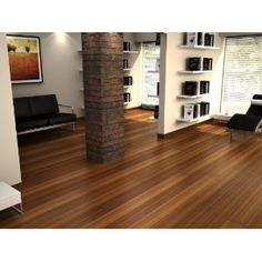 Carbonized Bamboo Line Solid Engineered Wood Hardwood Floor Flooring Cheap Hardwood Floors, Bamboo Hardwood Flooring, Types Of Flooring, Flooring Ideas, Engineered Wood, Home Projects, Vinyls, Elegant, New Homes
