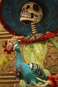 Raymundo González Nieto - cartón (paper maché) -   from Puentecillas, Guanajuato