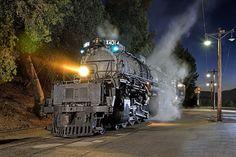 """union pacific big boy 4014   Union Pacific 4014, """"Big Boy"""", Pomona, California"""