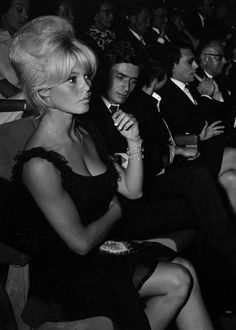 GlamAmor: Brigitte Bardot | History of Fashion in Film | Old Hollywood Style | Historic Los Angeles | Vintage Fashion Collection