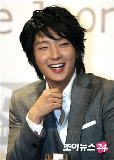 Korean actor - Lee Jun Ki -starred in the dramas Iljimae and Arang and the Magistrate.  2 great dramas and he is so charismatic and handsome.