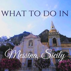 Things to do in Messina Sicily Italy - Mount Etna and Taormina Messina Cruise Port