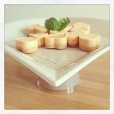 Cheesecake fingerfood