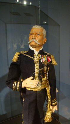 Puppet - Porfirio Diaz The Dictator