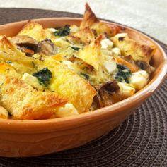 Savoury Bread & Butter Pudding recipe | All4Recipes