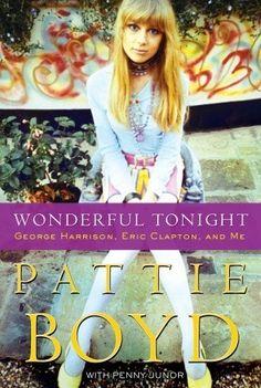 wonderful tonight by pattie boyd