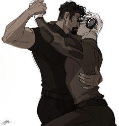 Reaper76 Jack/Gabriel