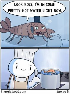 10 Hilarious Comic Strips from 'The Odd Out' 10 lustige Comics aus 'The Odd Out' – Joyenergizer Funny Relatable Memes, Funny Posts, Odd Ones Out Comics, Funny Shit, Funny Stuff, The Odd 1s Out, Theodd1sout Comics, Beste Comics, Jaiden Animations