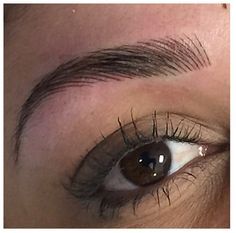 Microblading! Tattooed Eyebrows! Permanent Makeup.