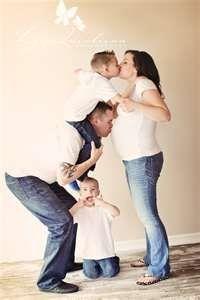 Art family maternity photography