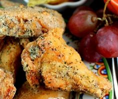 Ranch Chicken Wings: A collection of recipes from appetizers to desserts for your game day party!
