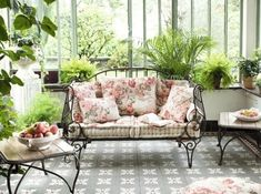 Disfruta de tu terraza balcn o porche con estas propuestas