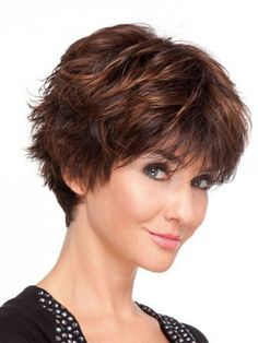 Dressing yourself with our designer short wigs and make you look like stylish and fashion. Short wigs online shopping is your best choice. These short wigs are ideal for looking chic and feeling cool. Real Hair Wigs, 100 Human Hair Wigs, Short Curly Wigs, Long Wigs, Short Pixie, Curly Hair, Red Hair, Brown Hair, Short Hairstyles For Women