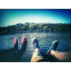 Instagram #skateboarding photo by @imp.21 - | chilli milli  |  #travel #potd #holiday #vacation #sun #lifestyle #summer #world #prag #ig_prague #czech #Praha #love #sweet #river #karlsbrücke #sky #couple #together #trip #etnies #vansoffthewall #vans #skateboarding #blue #view #chill #relax. Support your local skate shop: SkateboardCity.co