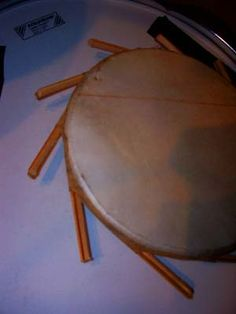 One of my favorite frame drums