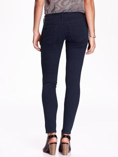 The Rockstar Super Skinny Jeans Product Image