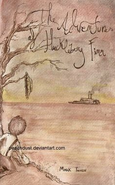 HELP~~****I'm writing an essay on Huck Finn...please help!(: more info if you clickk?