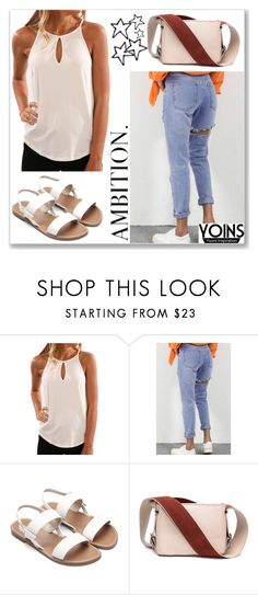 """""""Yoins6"""" by abecic ❤ liked on Polyvore featuring yoins, yoinscollection and loveyoins"""