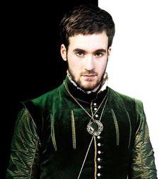 Gregoire Leprince Ringuet as Prince de Montpensier in The Princess of Montpensier