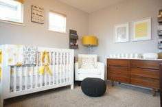 Nursery Small Space Solutions | ... favourite color, but if chosen carefully it can brighten your nursery