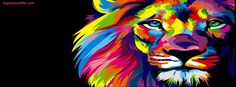 Get our best Colorful Painted Lion Head facebook covers for you to use on your facebook profile. If you are looking for HD high quality Colorful Painted Lion Head fb covers, look no further we update our Colorful Painted Lion Head Facebook Google Plus Tumblr Twitter covers daily! We love Colorful Painted Lion Head fb covers!