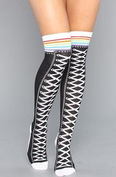 I found 'The Converse Socks' on Wish, check it out!