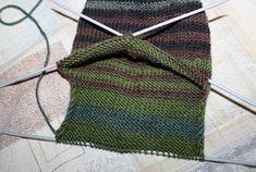 Рукодельное мое.: МК по вязанию носков на 4-х спицах. Sewing Patterns, Knitting, Mary, Tricot, Breien, Stricken, Weaving, Knits, Patron De Couture