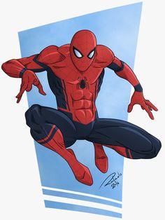 #Spiderman #Fan #Art. (Spider-man - Civil War) By:Rafaelosales. (THE * 5 * STÅR * ÅWARD * OF: * AW YEAH, IT'S MAJOR ÅWESOMENESS!!!™)[THANK Ü 4 PINNING!!!<·><]<©>ÅÅÅ+(OB4E)
